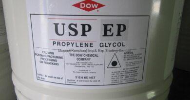 Distributor Propylene Glycol Indonesia